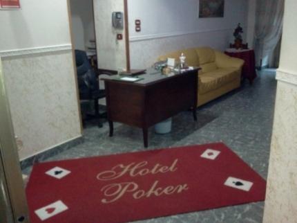 โรงแรมโป๊กเกอร์