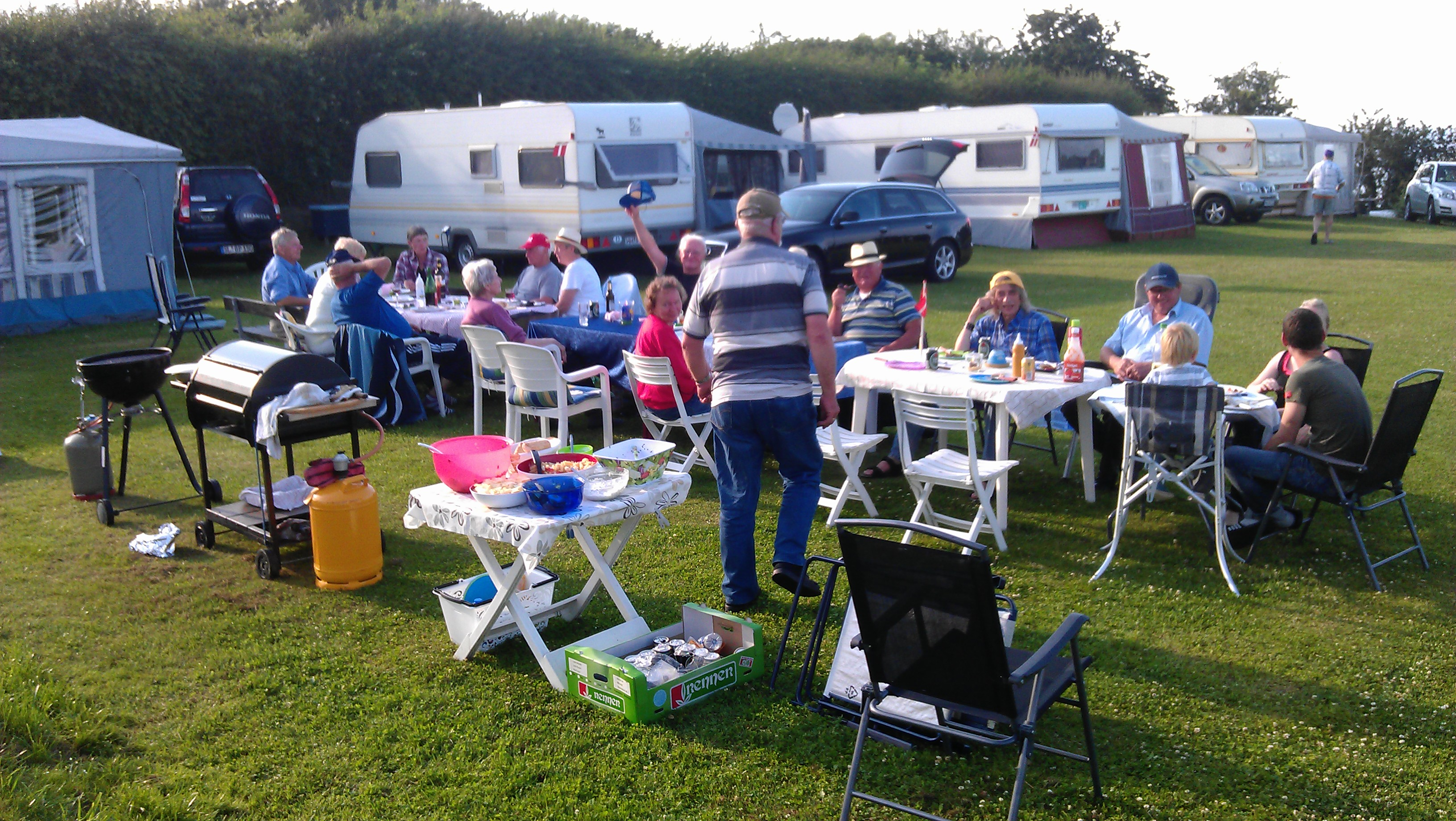 Lavensby Strand Camping