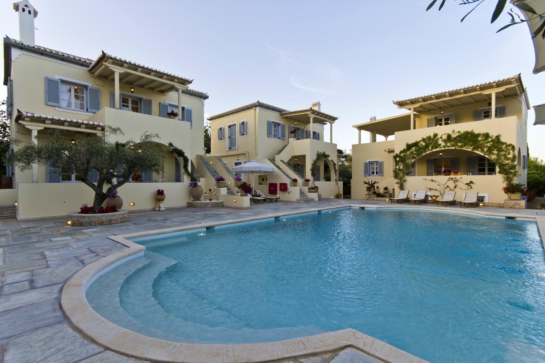 빌라 니카 부티크 호텔