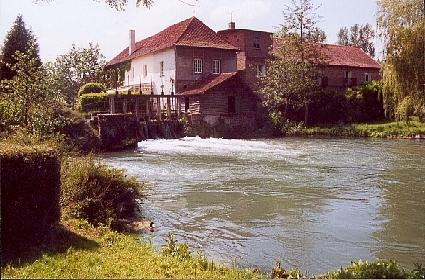 Moulin de Fillievres