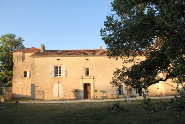 Chateau de La Combe