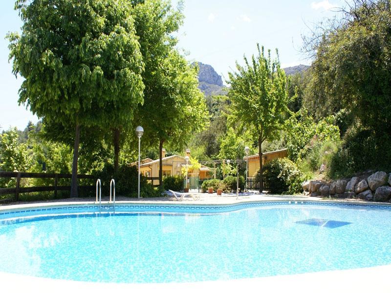 Camping & Bungalows Vall de Laguar