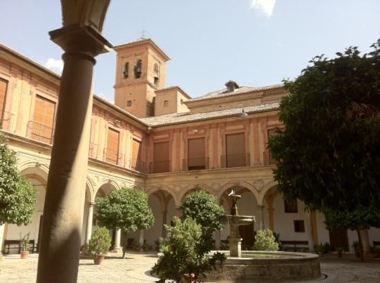 Sacromonte Abbey