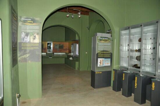 Museo del ambar Lilia Mijangos