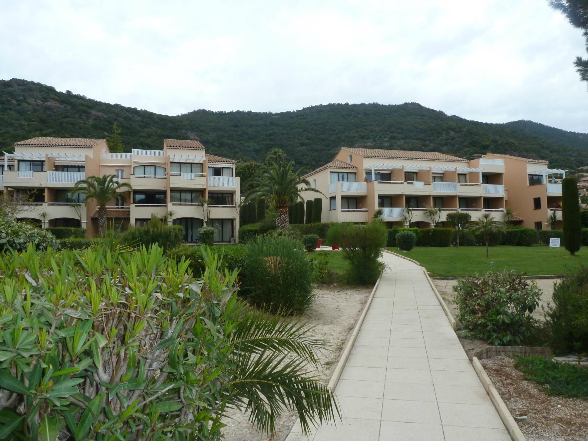 Apartamentos Pierre & Vacances L'Anse de Pramousquier