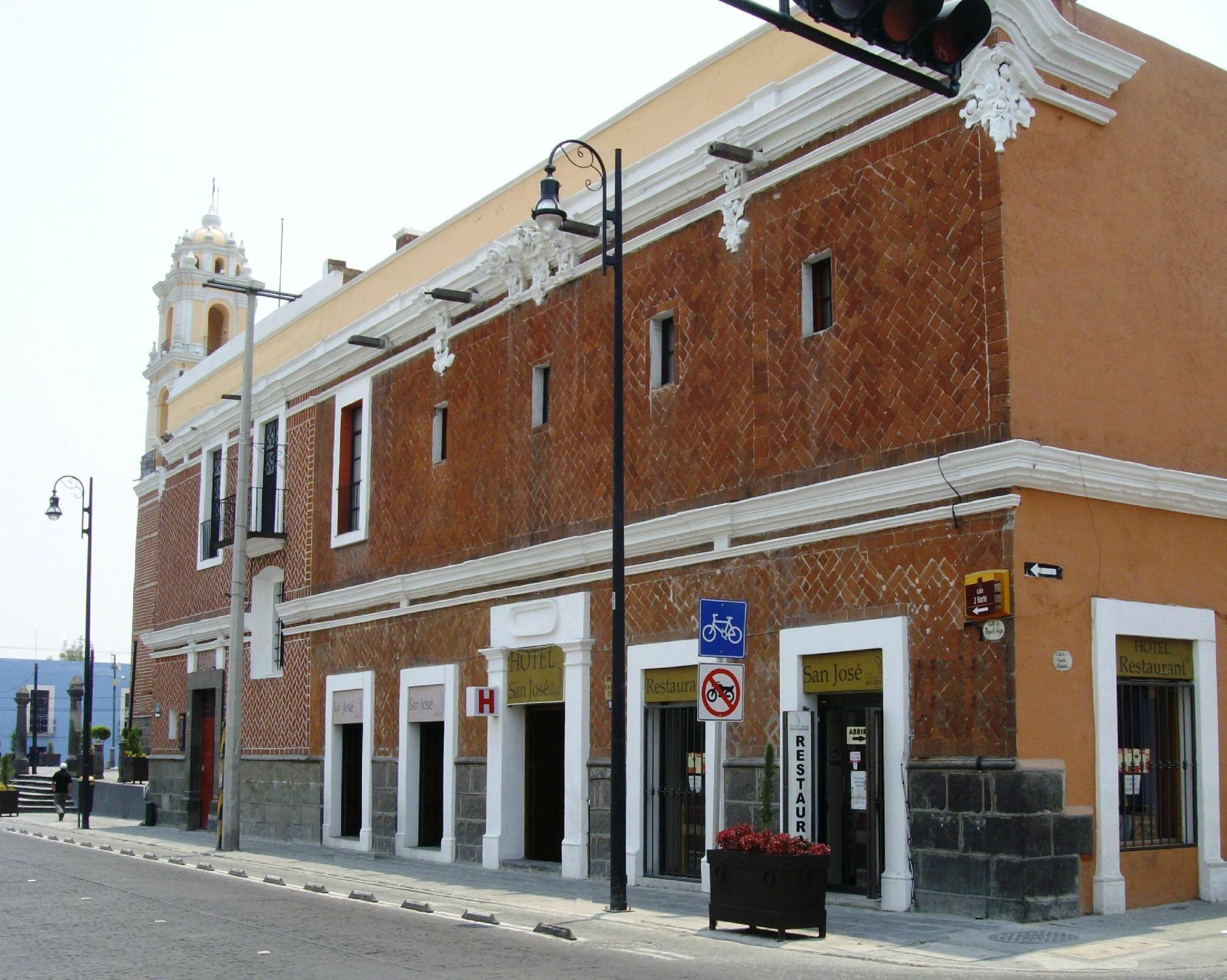 ホテル カサ デ オラシオン サン ホセ