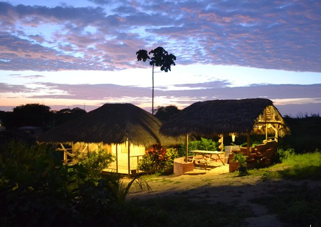 La Rica Ruca Eco-Lodge