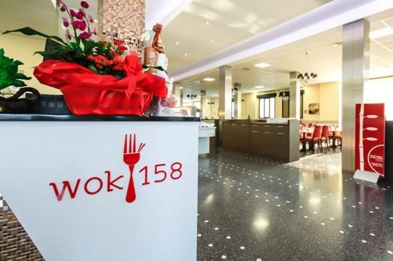 Ristorante wok 158 in novara con cucina giapponese - Non solo bagno novara ...