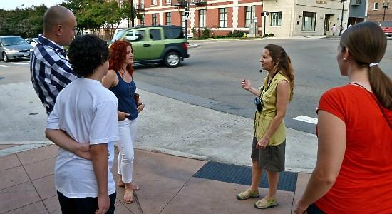 ‪Knoxville Walking Tours‬
