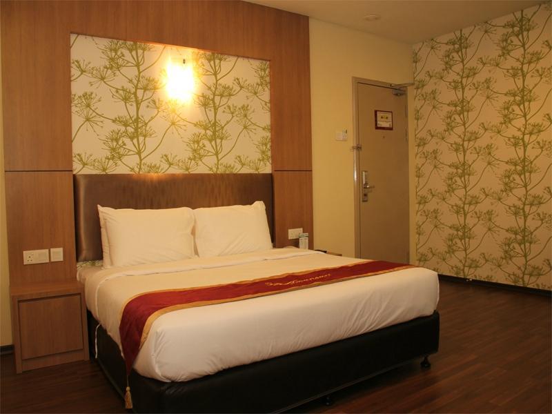 아만사리 호텔 시티 센터
