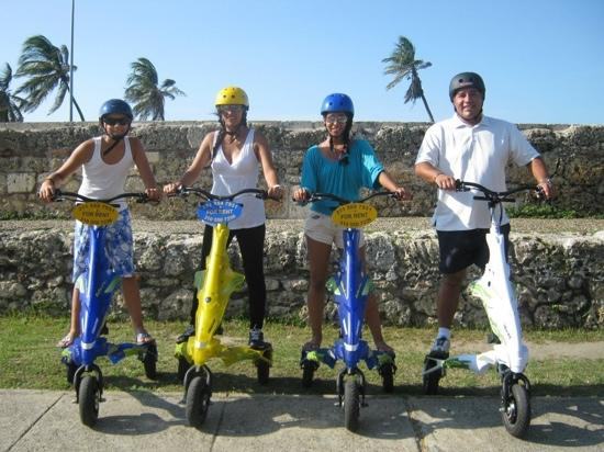 Cartagena Trikke Rental
