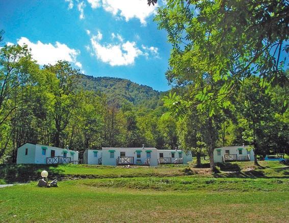 Camping La Pene Blanche