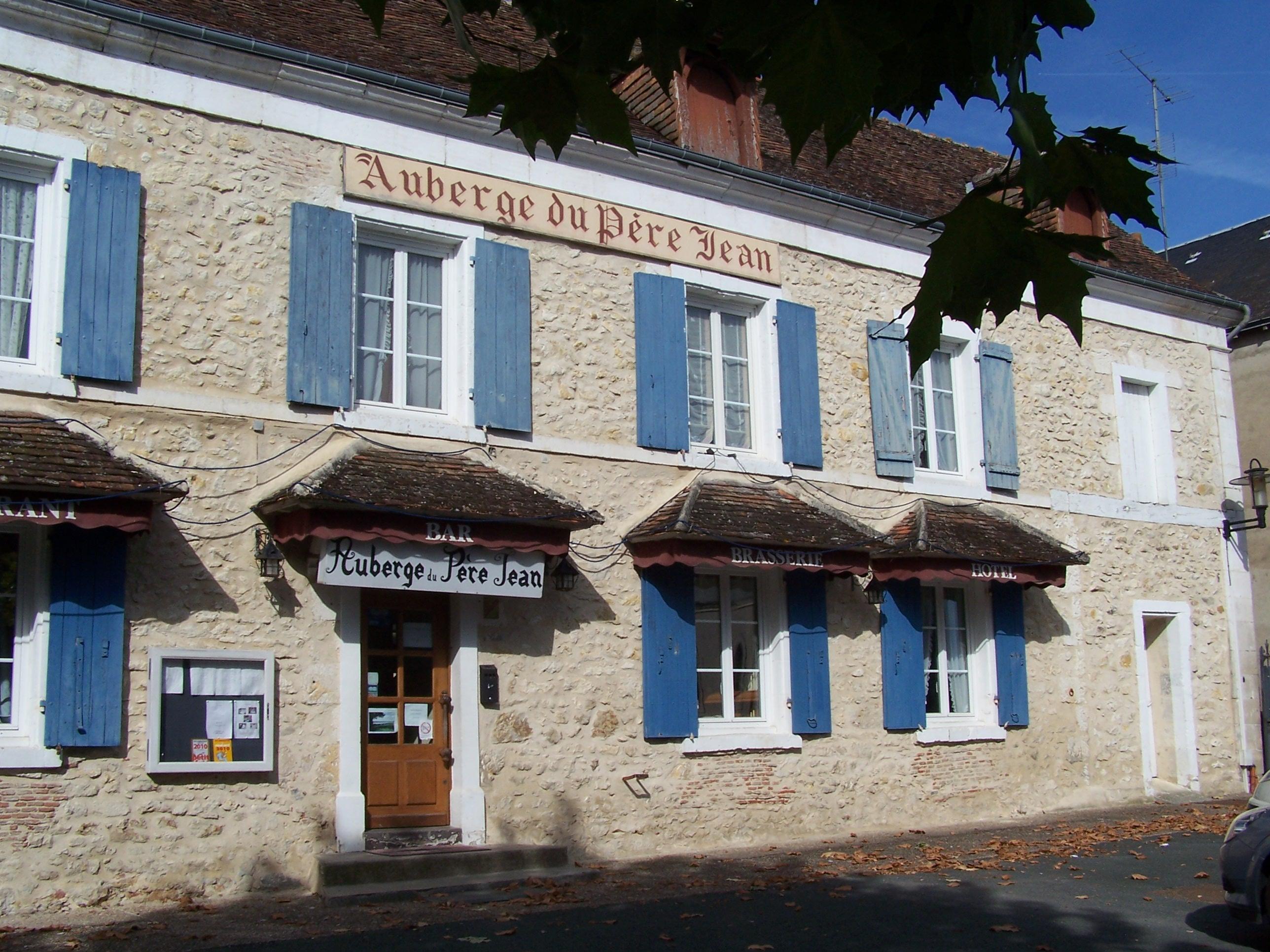Auberge du Pere Jean