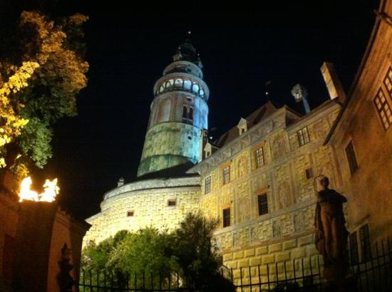 Krumlov Night Tours