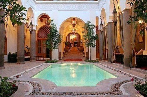 Palais Riad Calipau Marrakech