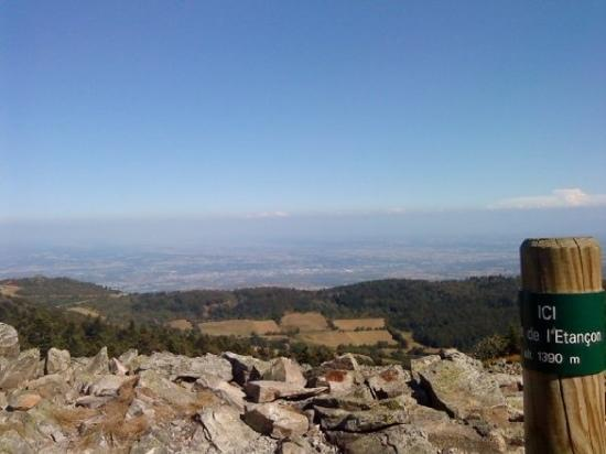 Parc naturel régional du Pilat