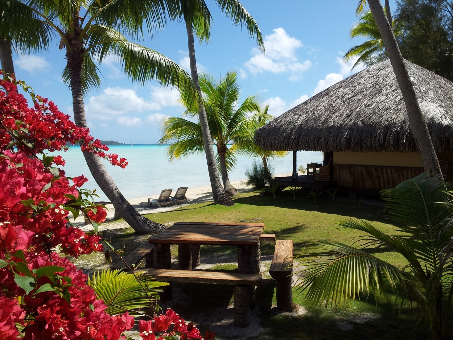 Bora Bora Eden Beach Hotel
