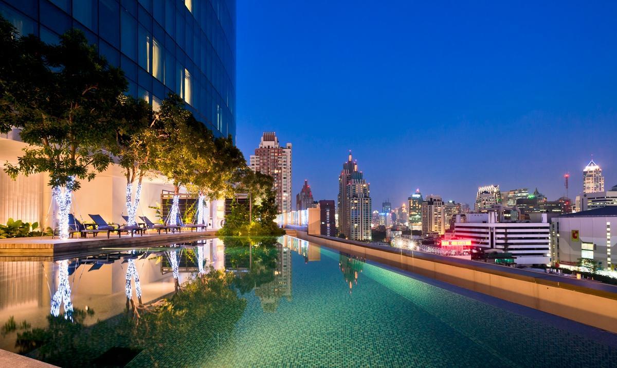 ホテル ノボテル バンコク プラチナム