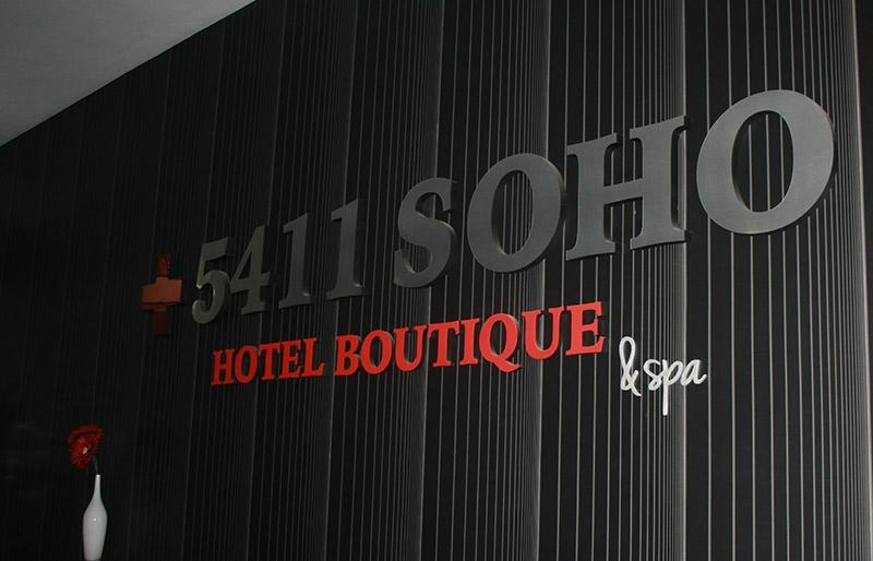 5411 Soho Hotel Boutique & Spa