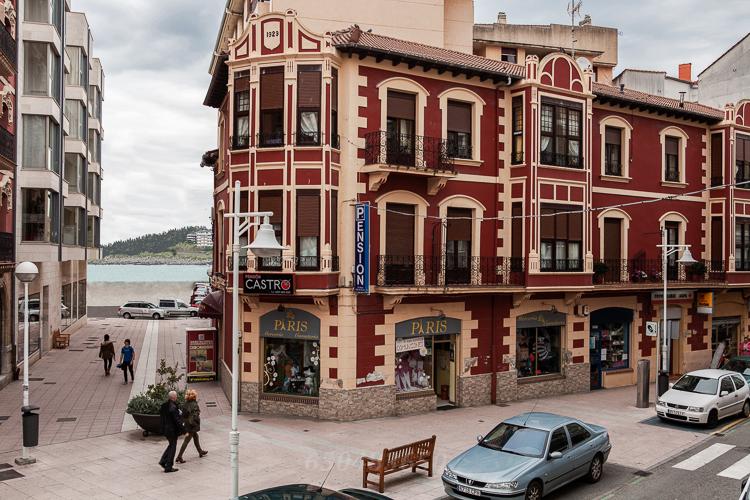 Hosteria Villa de Castro