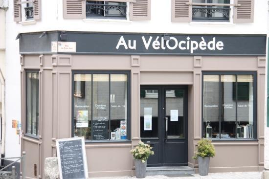 Restaurant Le Velocipede
