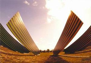Monumento al Sol Naciente