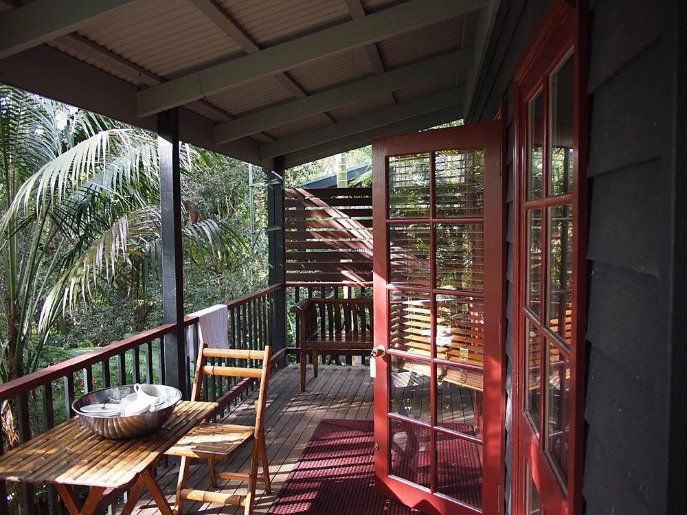 The Pocket Rainforest Retreat