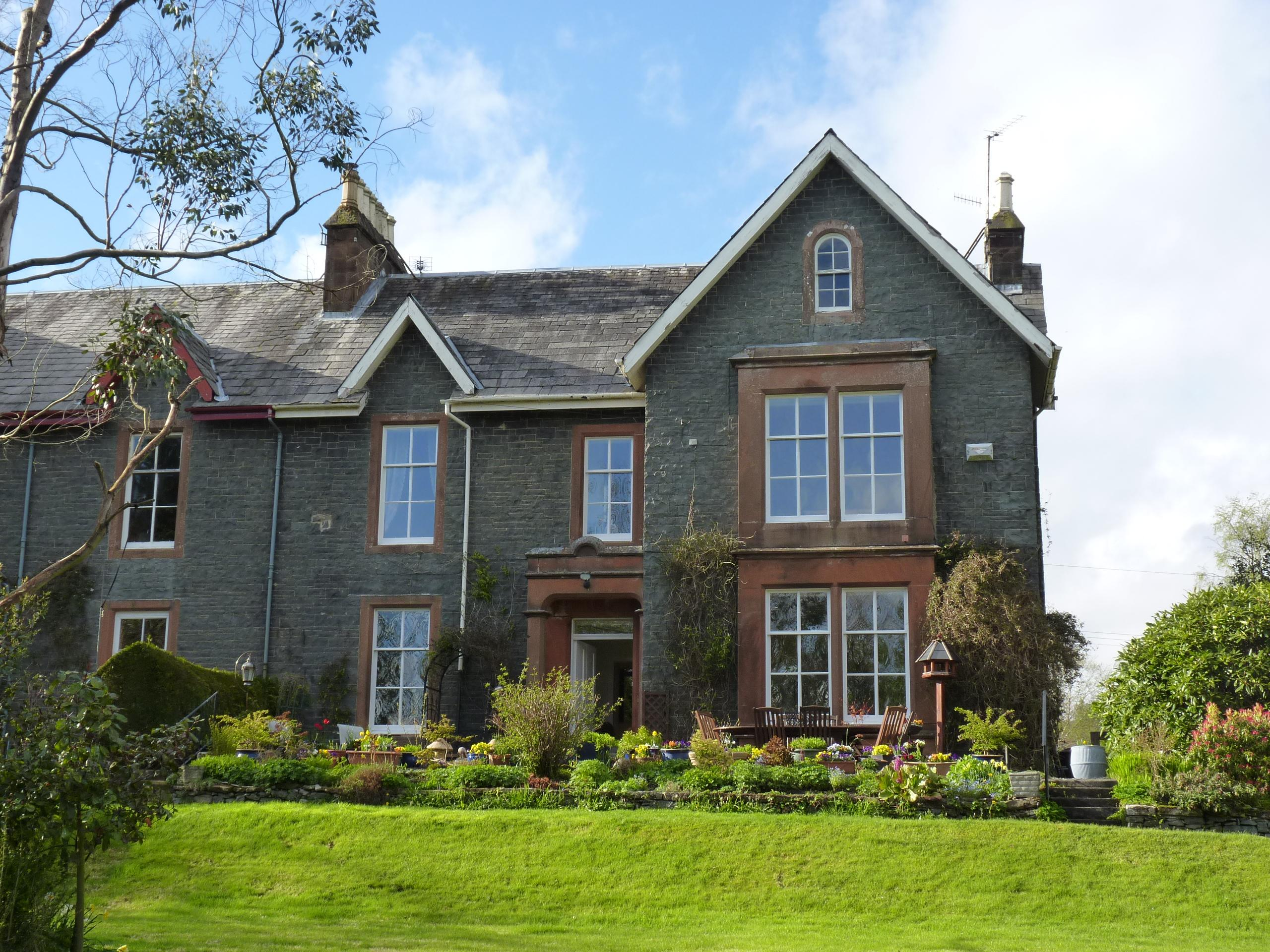 Clarefoot Residence