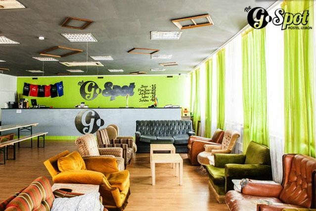 The G Spot Hostel