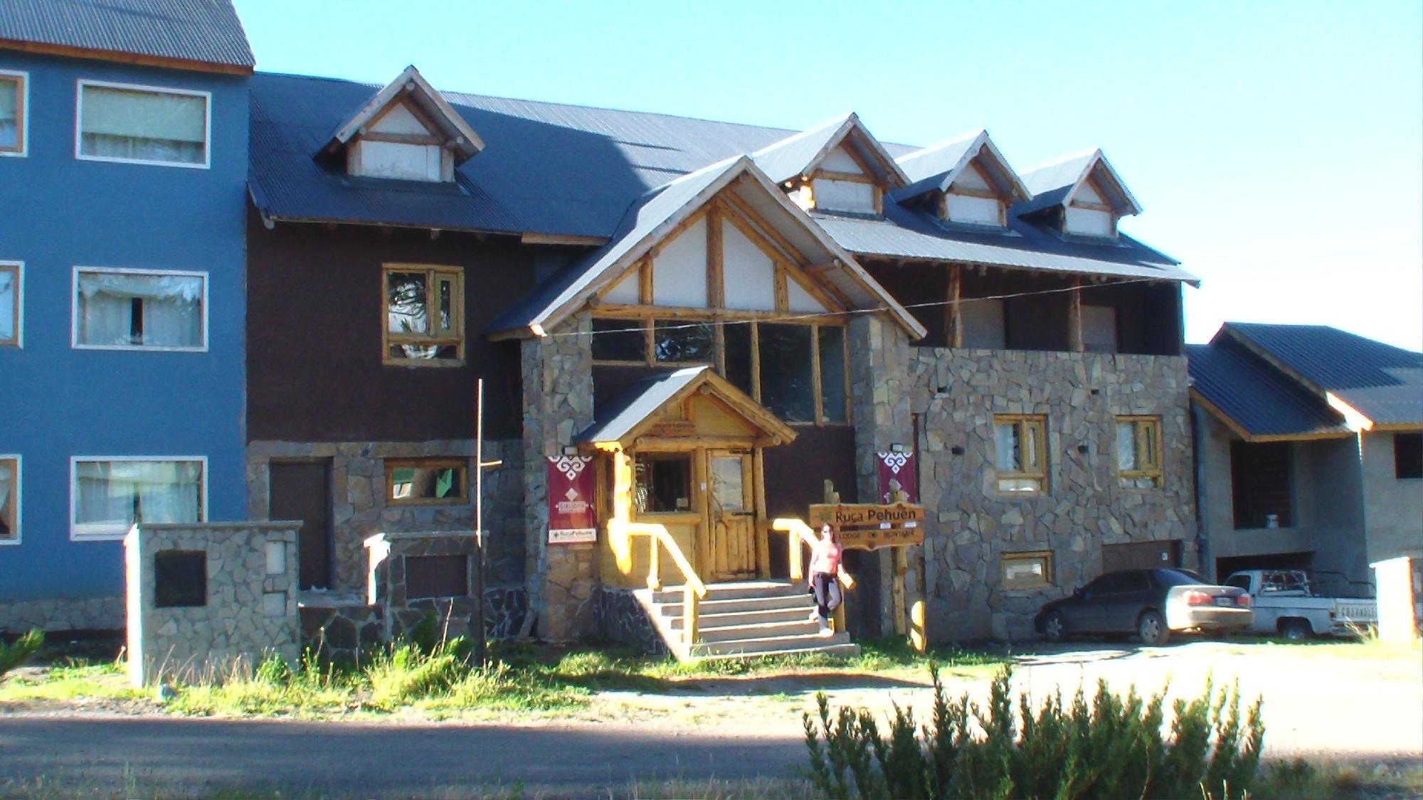 RucaPehuen Eco-Lodge de montana