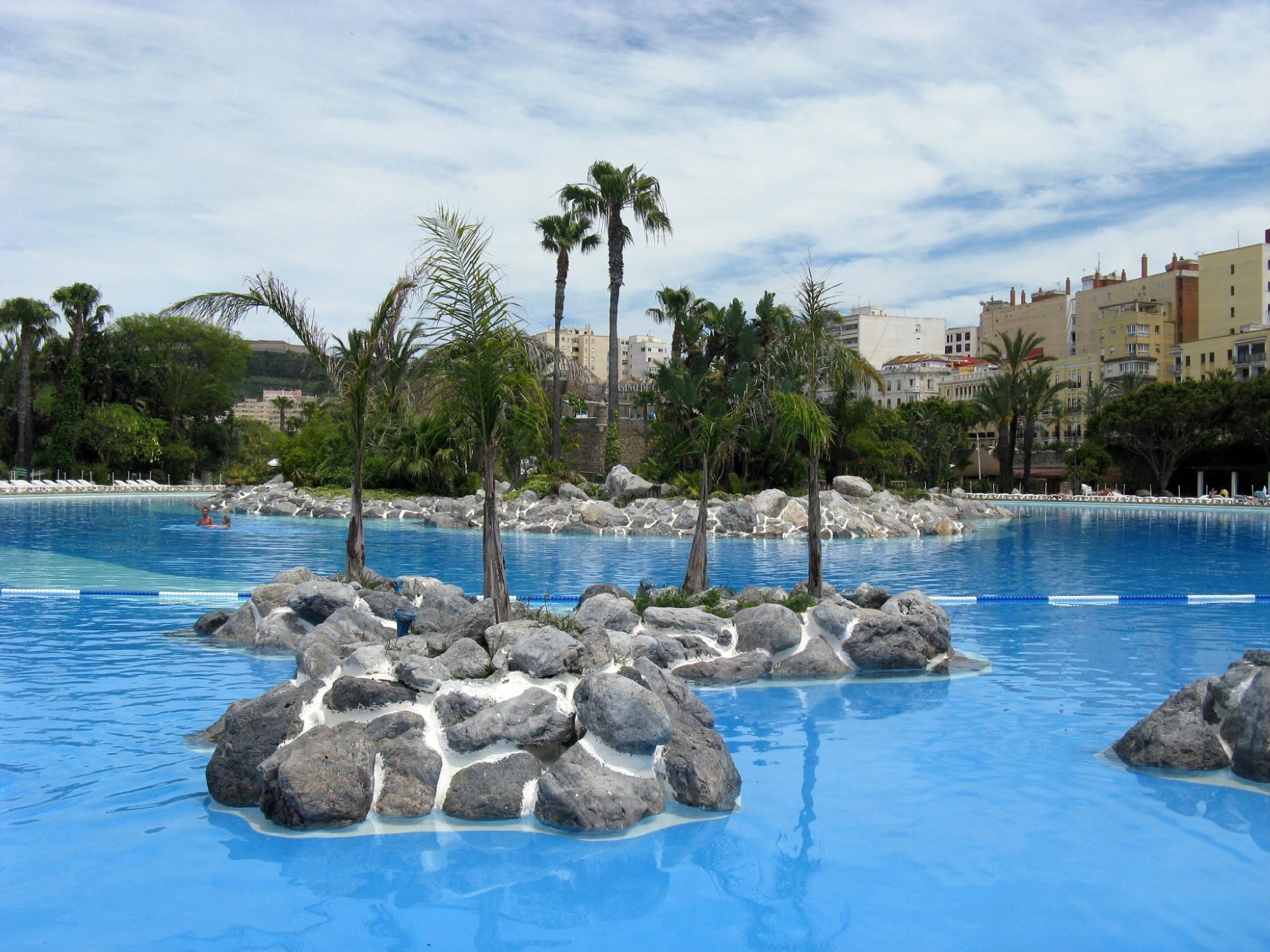 نتيجة بحث الصور عن parque maritimo ceuta