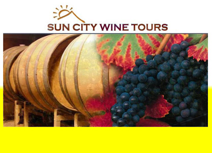 Sun City Wine  Tours