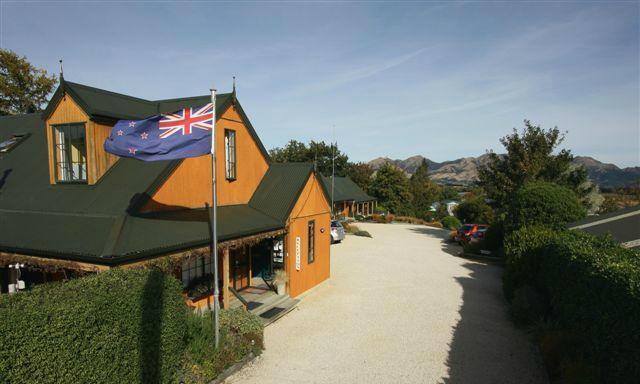 Alpine Garden Motel