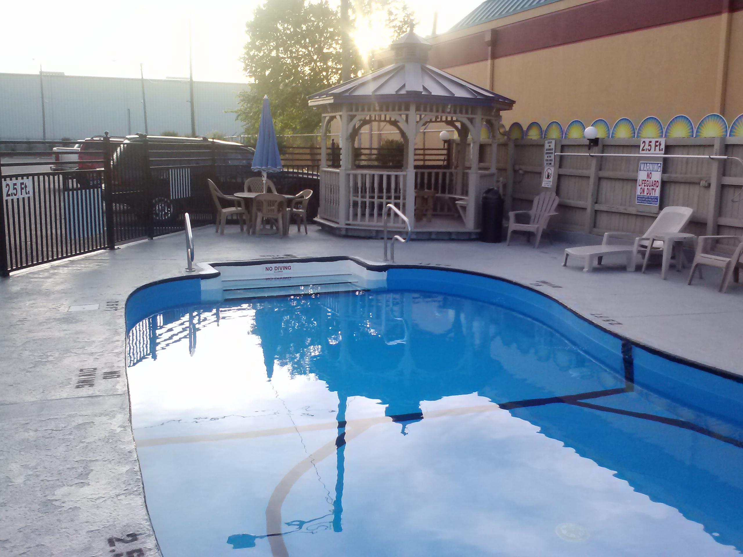 Americas Best Value Inn Greenville
