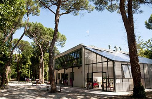 Galileo Galilei Planetarium - Arboreto Cicchetti