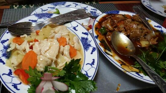 restaurant la cuisine de Taiwan