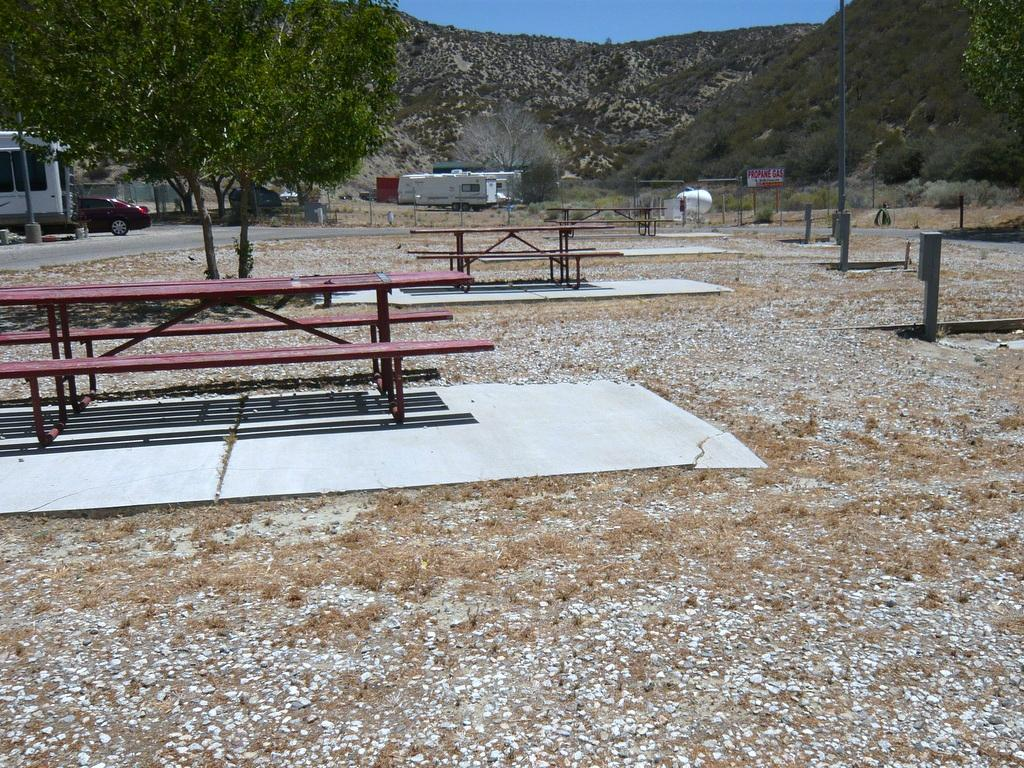 Pyramid Lake RV Resort