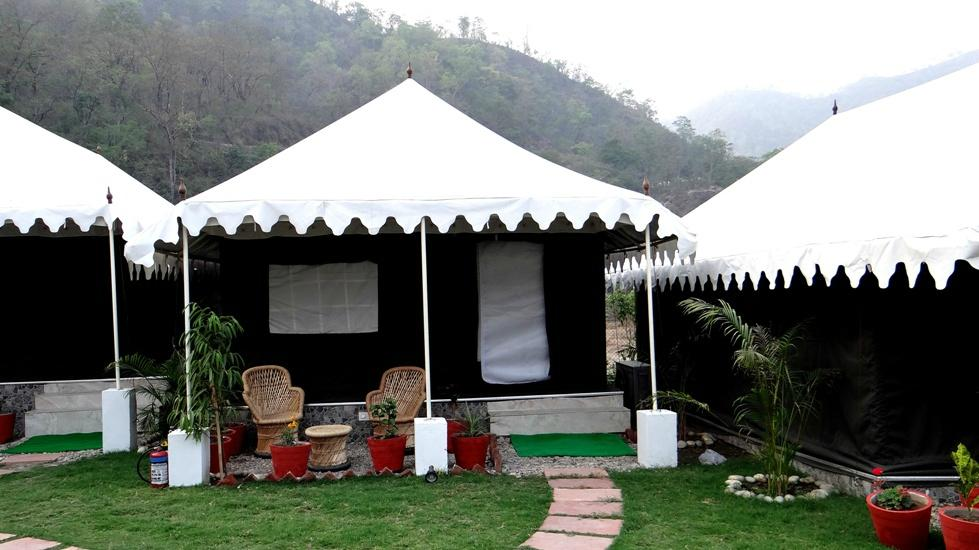 Camp AquaForest Rishikesh