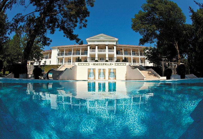 Imperial Hotel & Champagne SPA