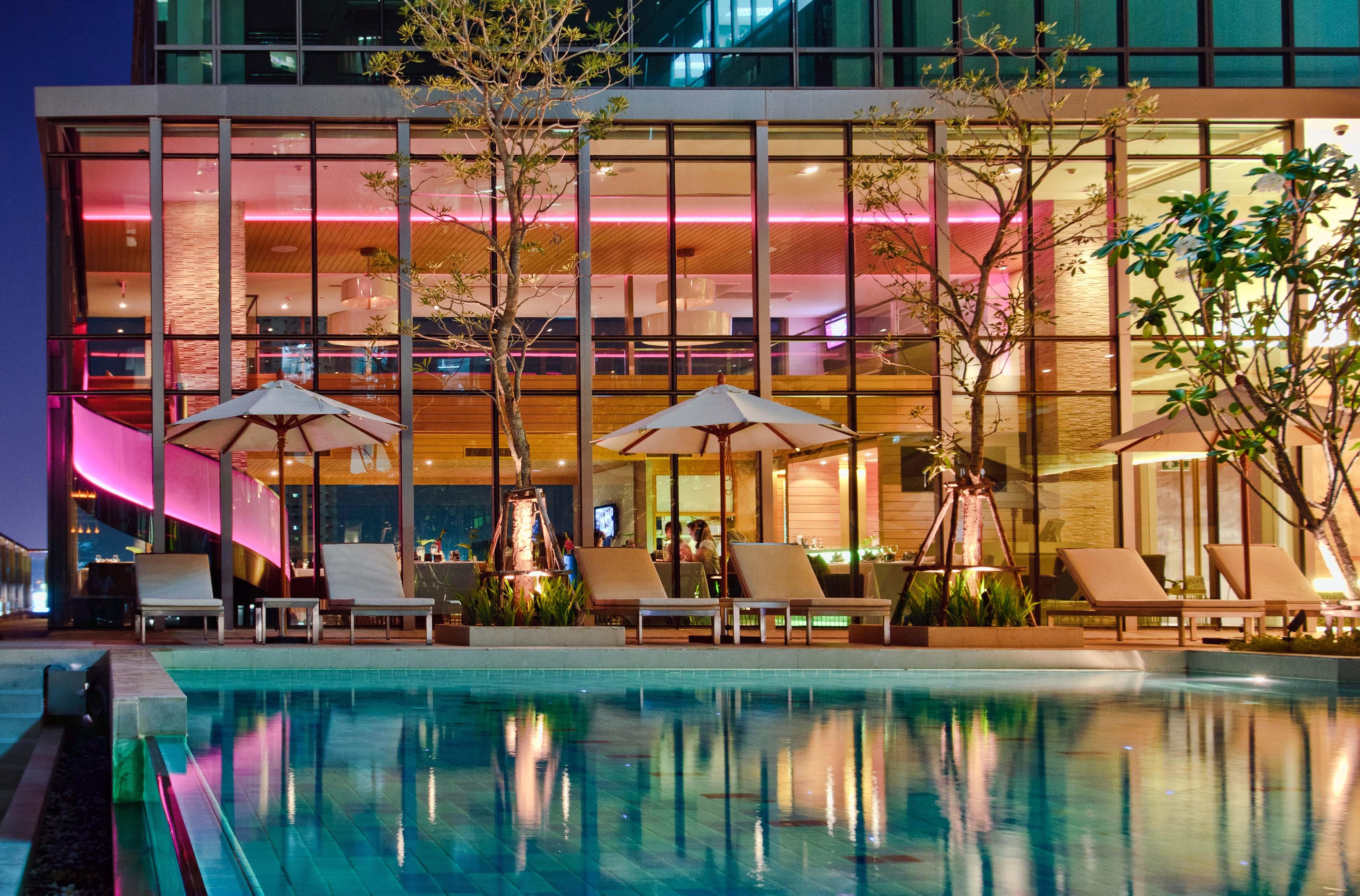 Picture of hotel indigo bangkok wireless road bangkok tripadvisor - Read Reviews Of Sivatel Bangkok The Porch