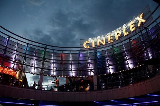AMC Theatre at Universal Orlando