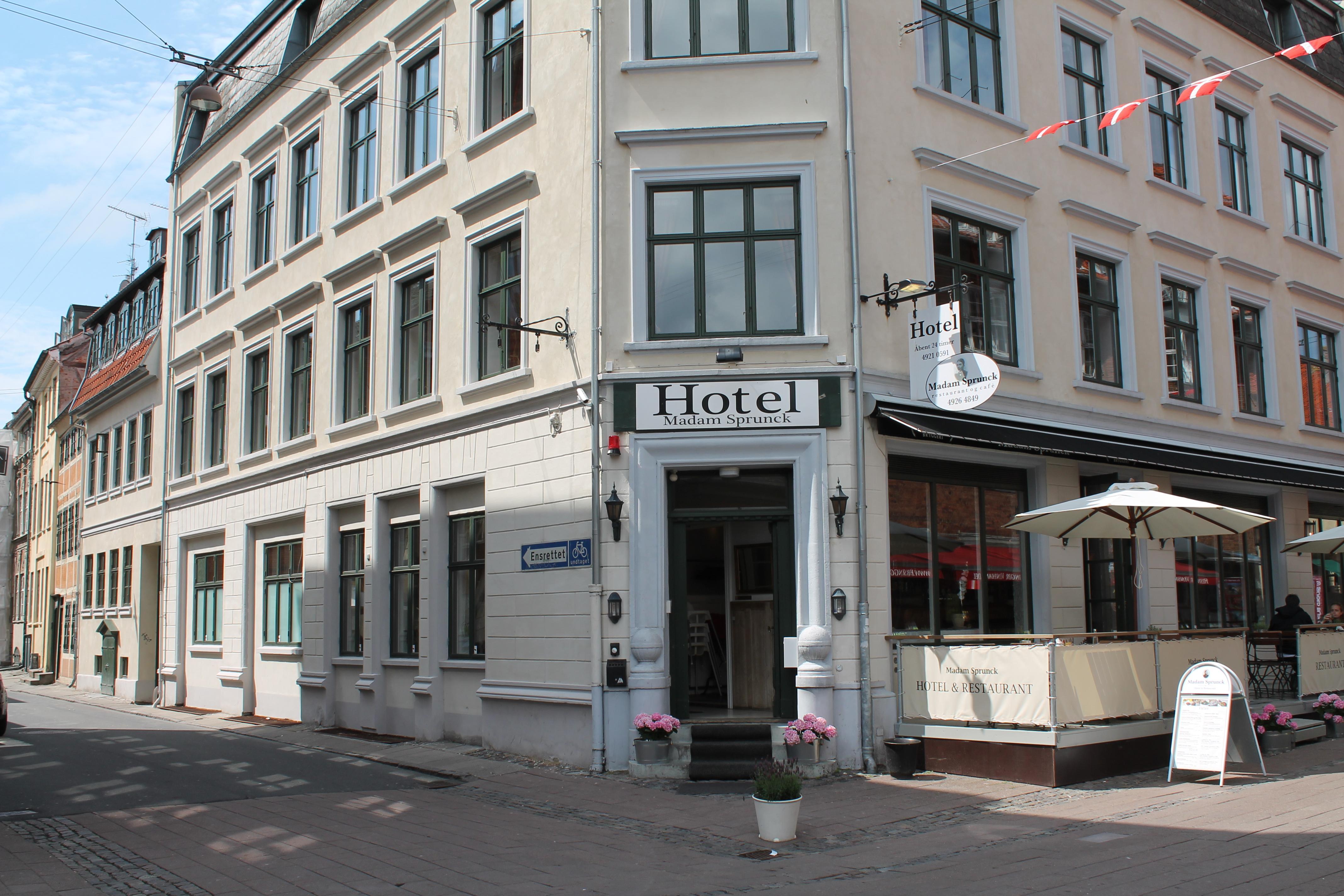 Madam Sprunck Hotel & Restaurant
