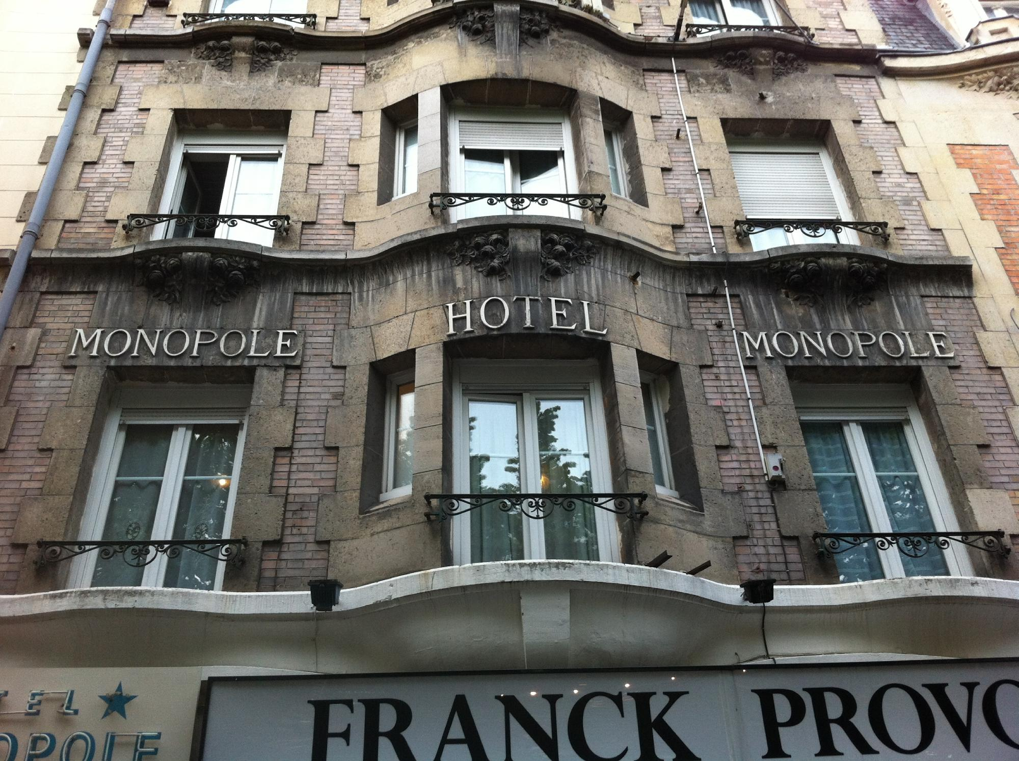 Hotel Le Monopole