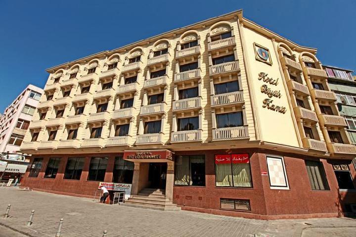 호텔 부유크 하미트