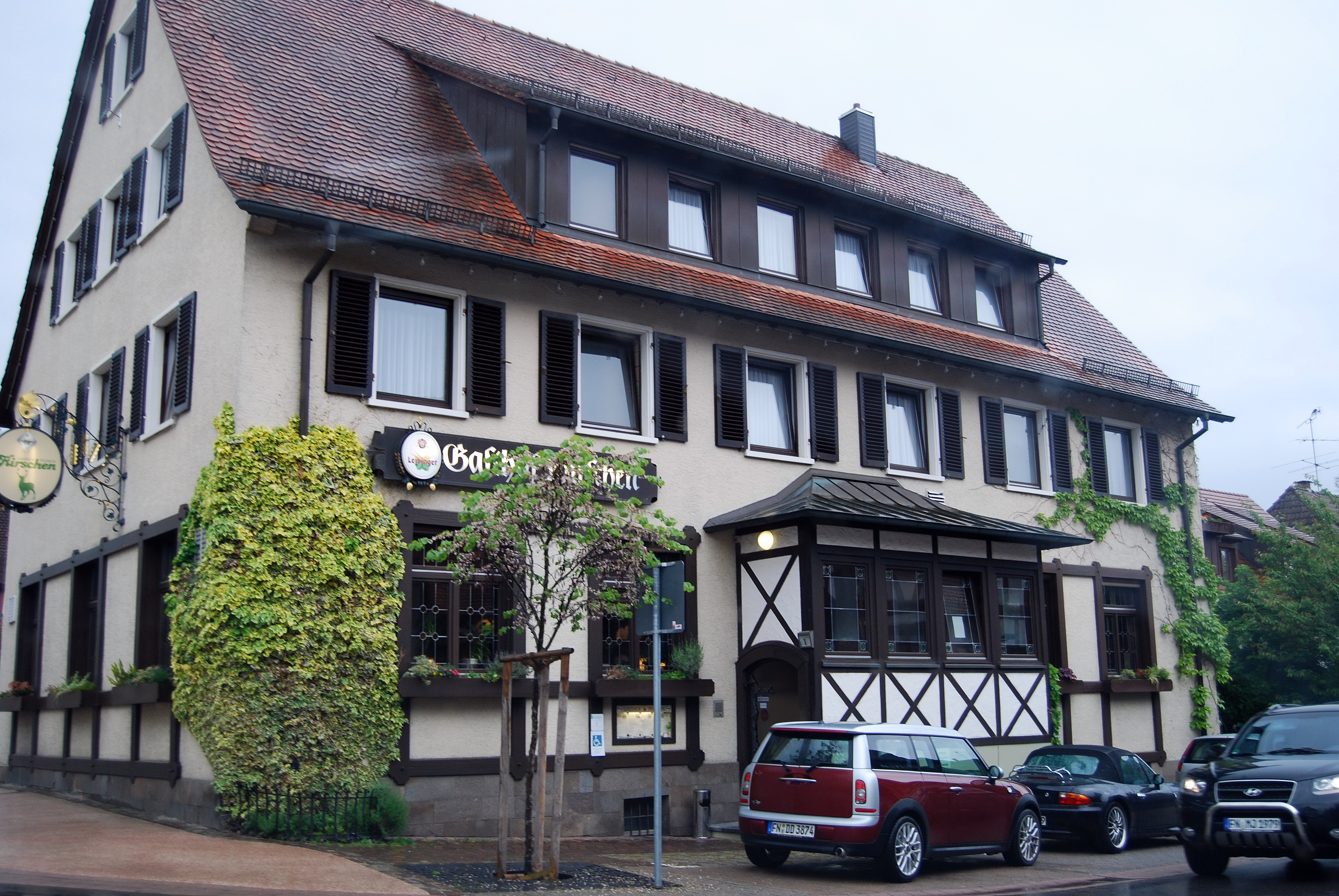 Gasthof & Pension Hirschen