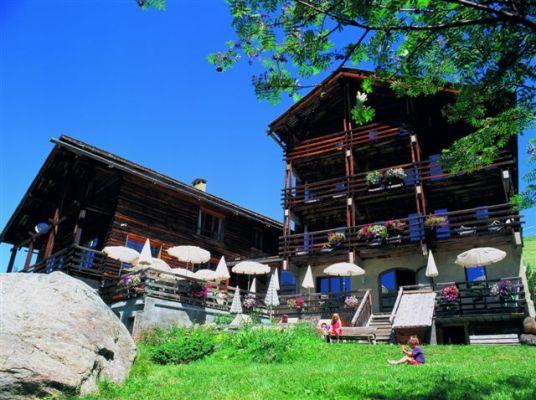 Hotel Grand Tetras