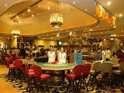 Nepal casino package