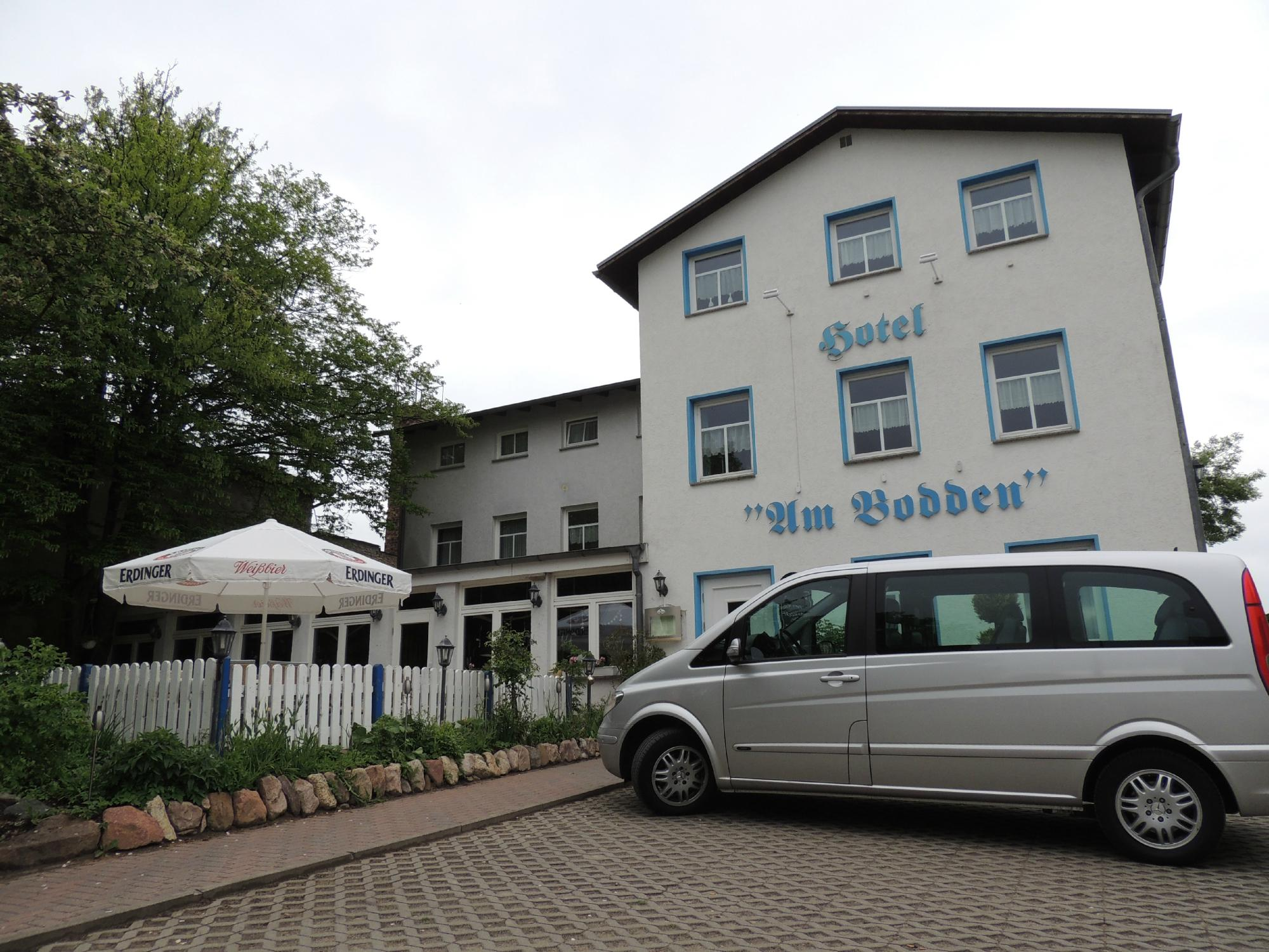 Hotel & Restaurant Am Bodden
