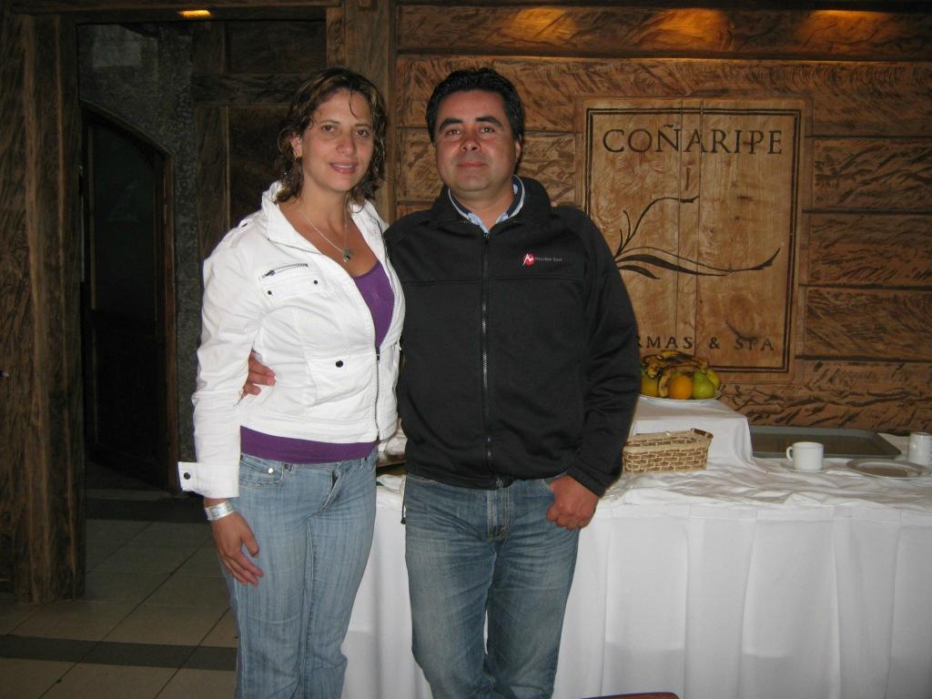 Termas Coñaripe - Hotel - Spa