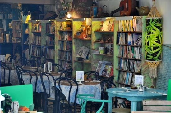 Bookworm Cafe